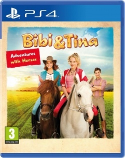 Bibi & Tina: adventures with horses : PS4